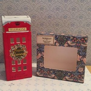 Morris & Co/Asquith & Somerset Boxes